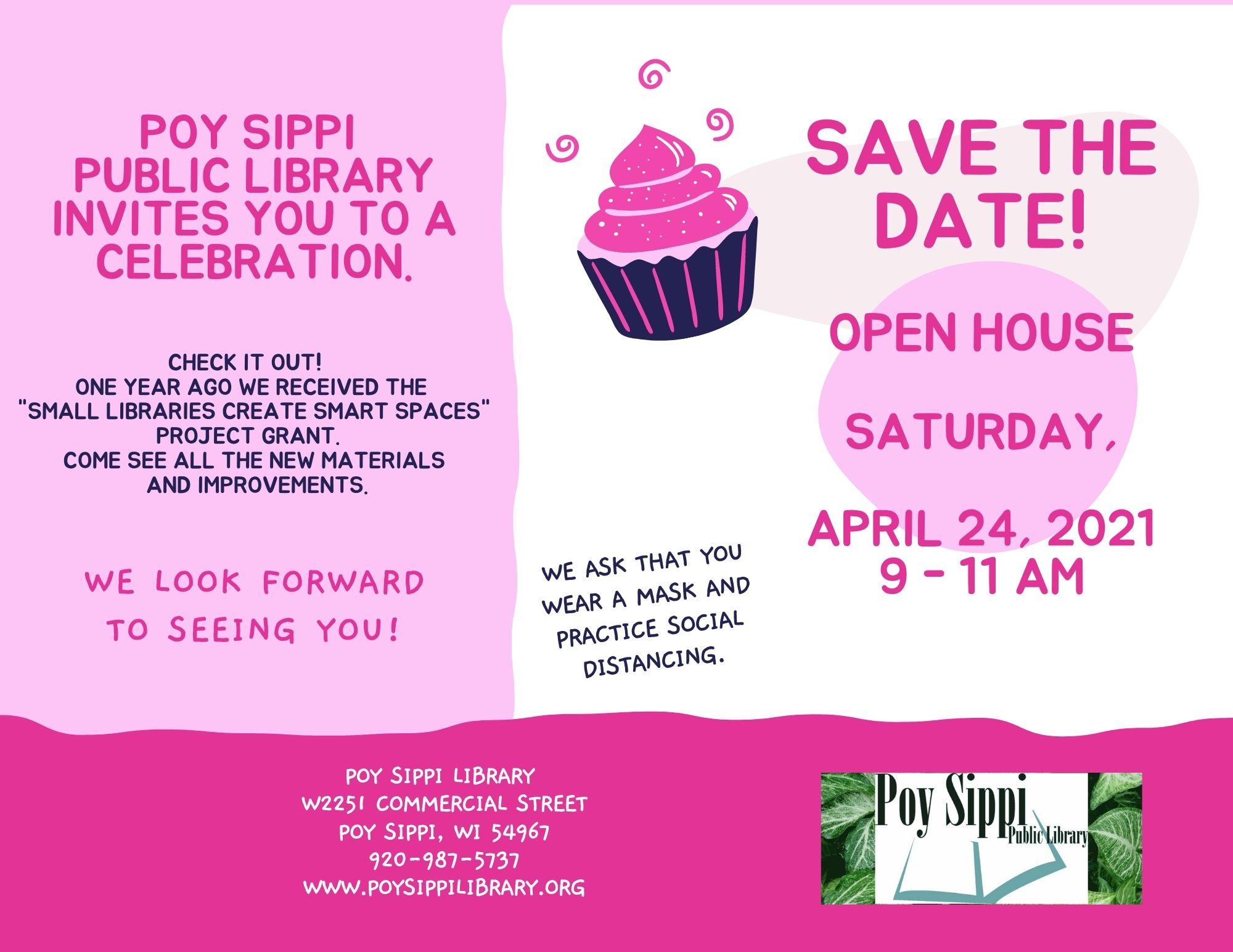 A Celebration Saturday, April 24, 2021 - 9 to 11 AM